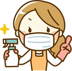 ノロウイルス 消毒