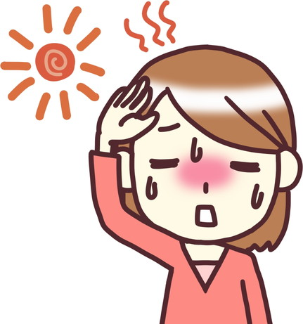 夏バテ 症状 対策 予防 食事
