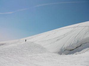 月山(がっさん)スキー場