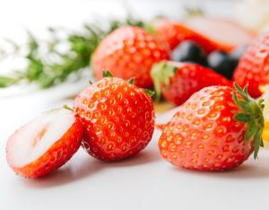 イチゴ狩り埼玉県越谷市