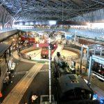 鉄道博物館・大宮に子連れで行く!子供が喜ぶおすすめルートまとめ