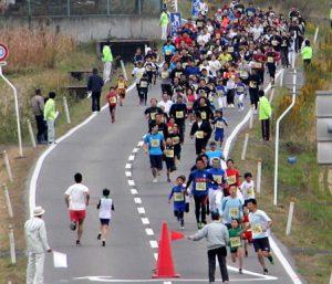 わたり復興マラソン