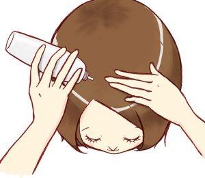 育毛剤【女性用】